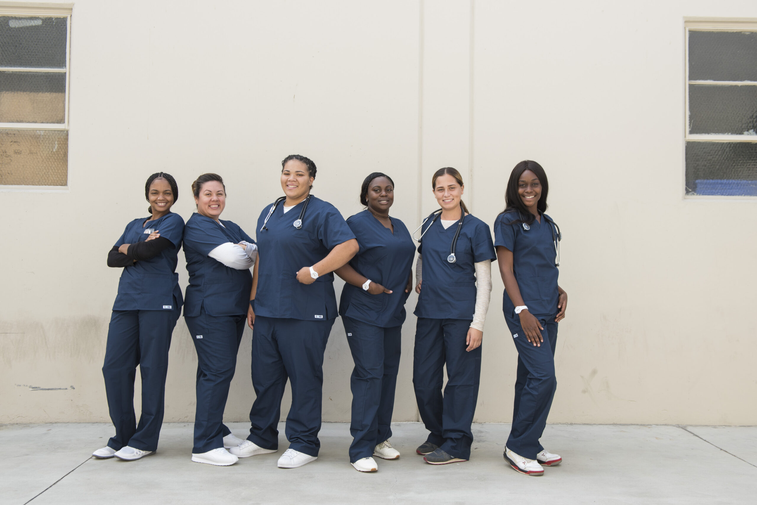 nurse aide students